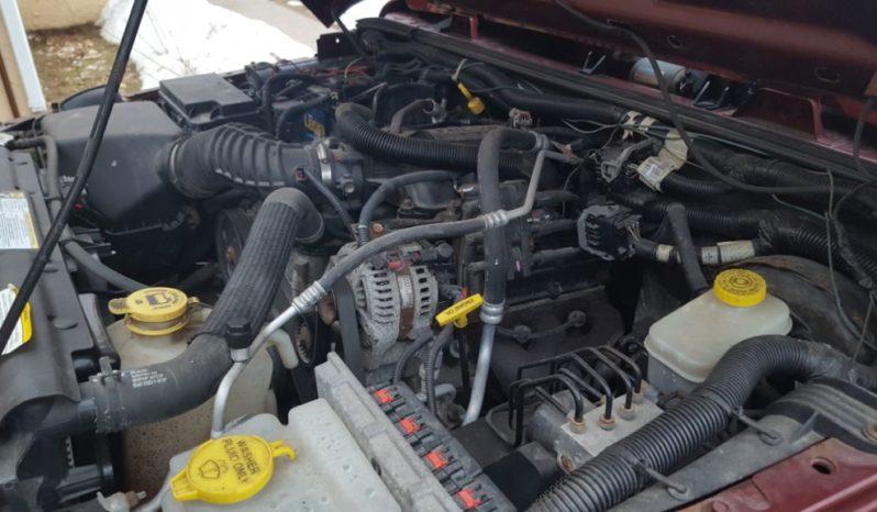 2007 Jeep Wrangler Unlimited X full