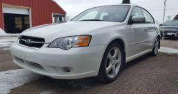 2006 Subaru Legacy Limited AWD