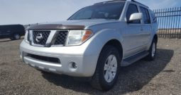 2006 Nissan Pathfinder 4WD Off Road