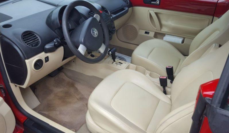 2007 Volkswagen Beetle full