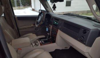 2007 Black Jeep Commander full