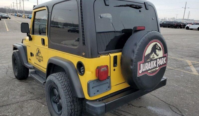 2000 Jeep Wrangler full